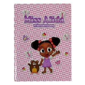 Vriendenboek-Miss-Alida